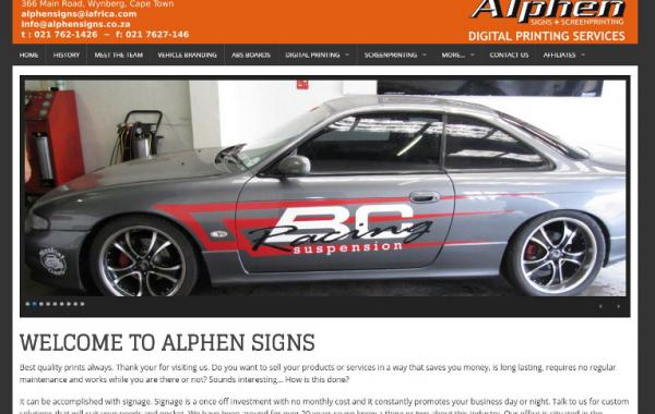 Alphen Signs
