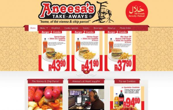 Aneesas Take Aways